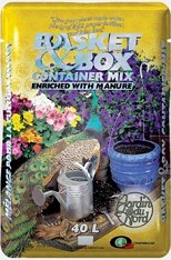 basket and box container mix