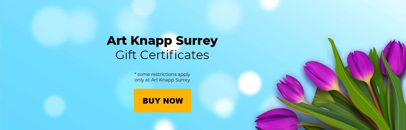 Art Knapp Gift Cards