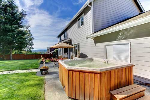 Custom Spas and Hot Tubs
